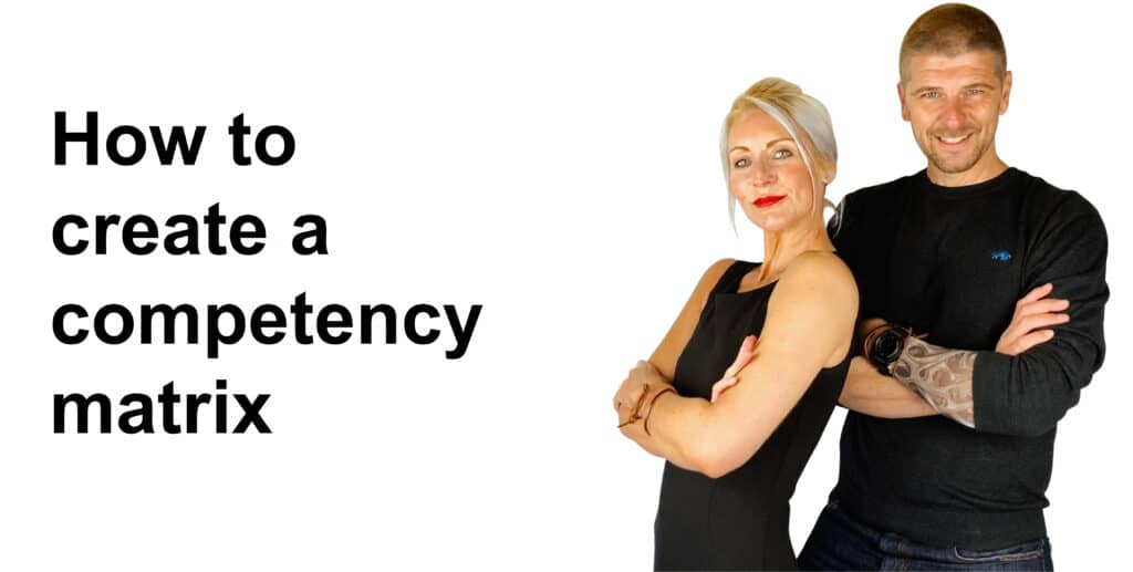 How To create a competency matrix for ISO 27001