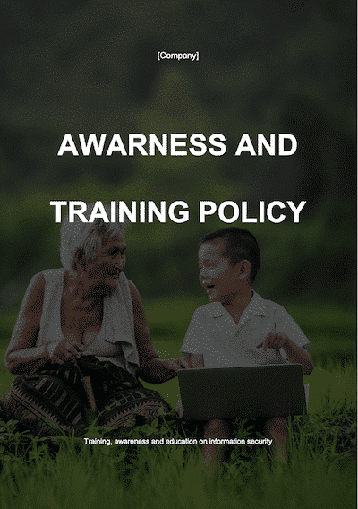 Awarness and Training Policy
