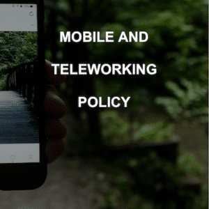 Mobile and Remote Working Policy