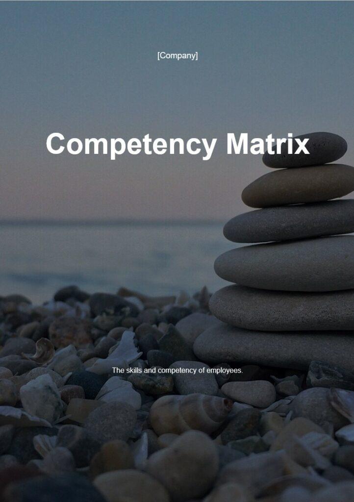 Competency Matrix | ISO 27001 Documents templates