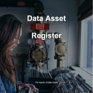 Data Asset Register template for ISO 27001. An ISO 27001 template.