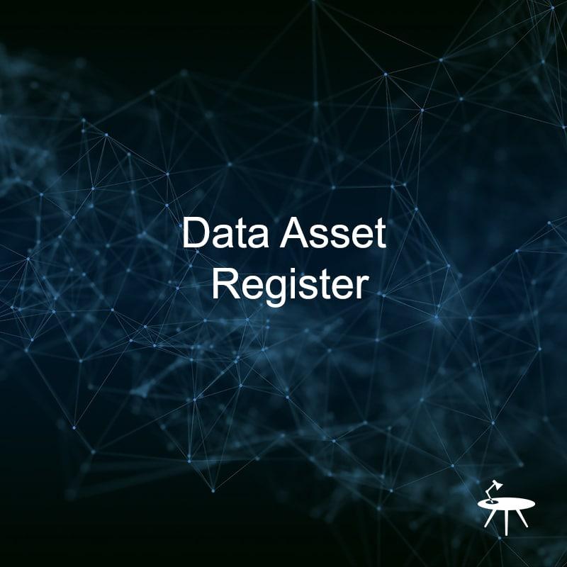 Data Asset Register