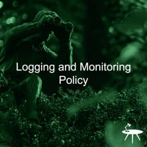 Logging and Monitoring Policy Template