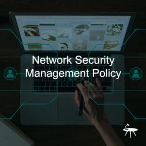Network Security Management Policy Template