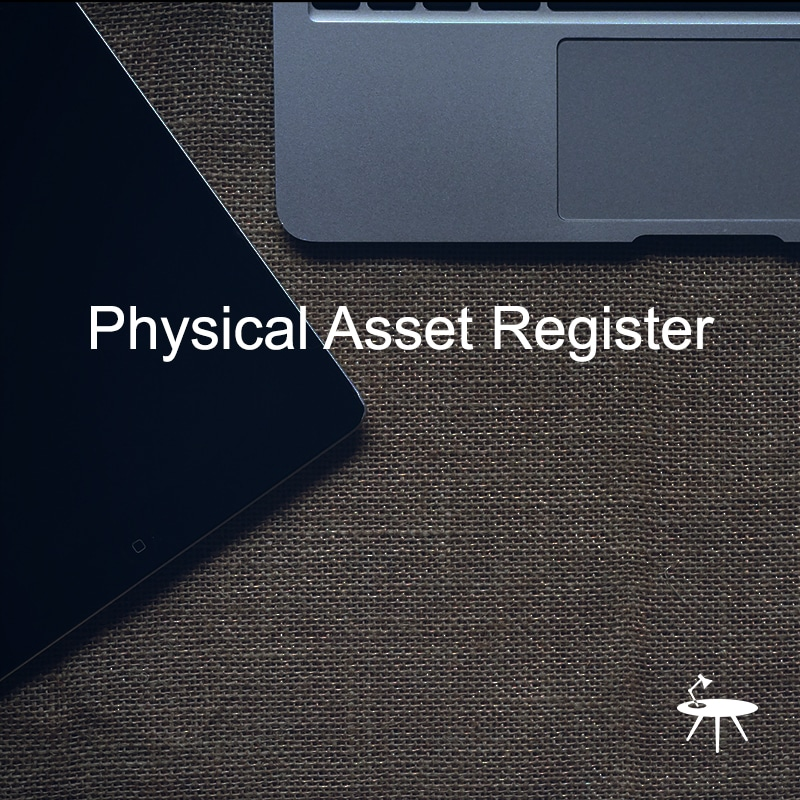 Physical Asset Register ISO 27001 template
