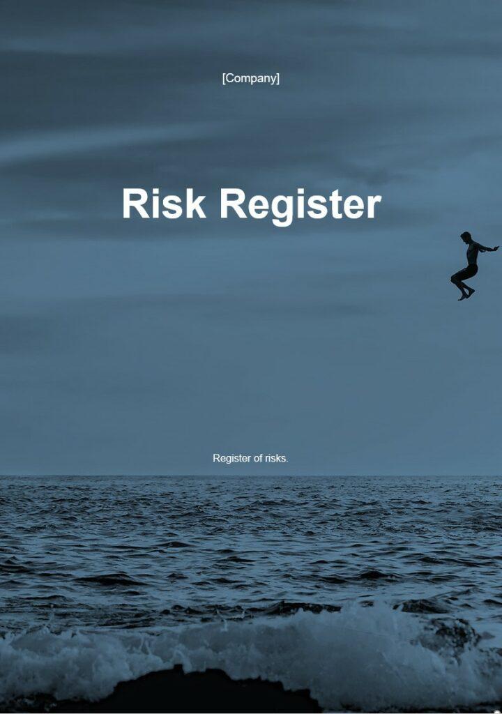 Risk Register | ISO 27001 Documents templates