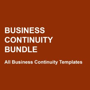 Business Continuity Bundle