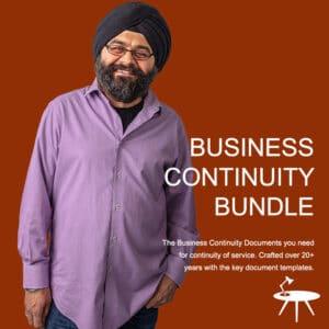 Business Continuity Bundle Square Version 1