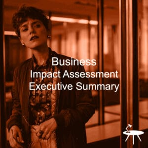 Business Impact Assessment Executive Summary Updated Product Image 800 x 800px 72dpi EDITBusiness Impact Assessment Executive Summary Updated Product Image