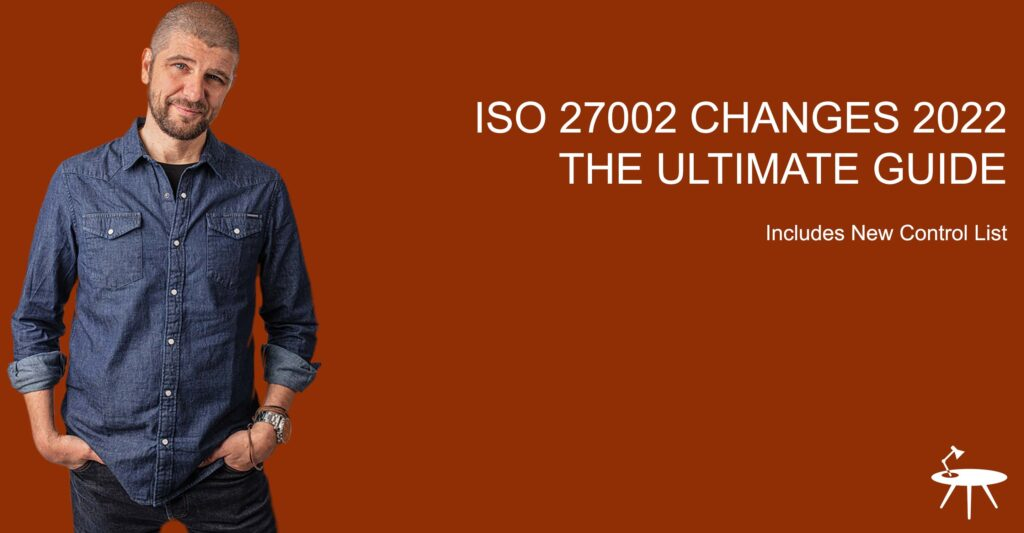 ISO 27002 Changes 2022